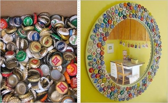 DIY bottle cap crafts 7