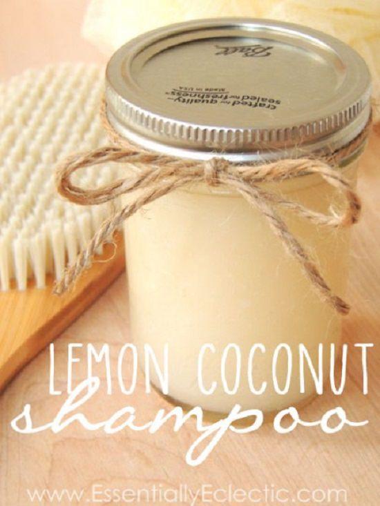 Homemade Shampoo Recipe 6