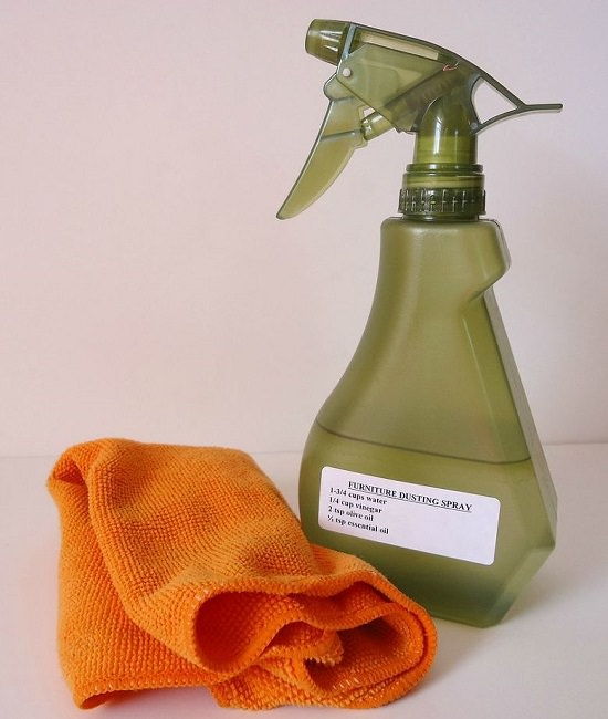 Dusting Spray Recipe 14