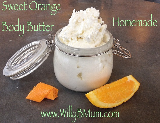 Body Butter Recipe DIY3