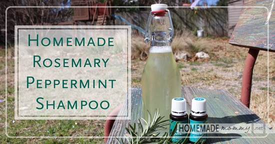 Homemade Shampoo Recipe 4