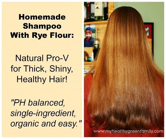 Homemade Shampoo Recipe 12