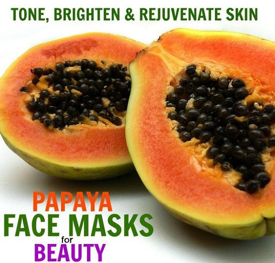DIY Homemade Face Mask Recipes 5