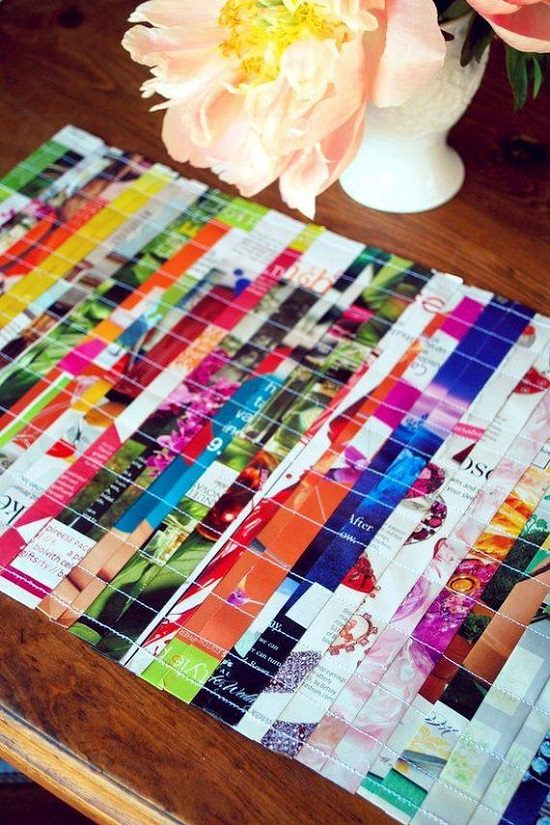 things to do with old magazines32