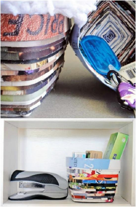 things to do with old magazines 26