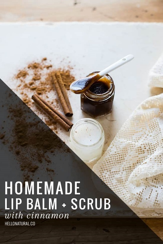 DIY Homemade Lip Scrub 9