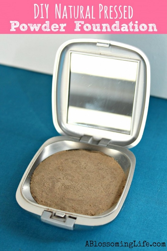 homemade makeup foundation 8