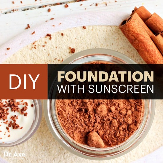 homemade makeup foundation 5
