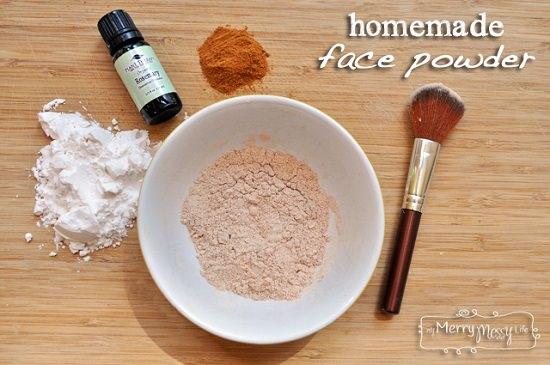 DIY Face Powder5