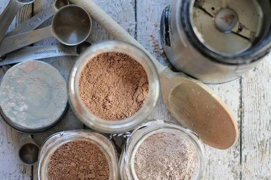 DIY Face Powder2