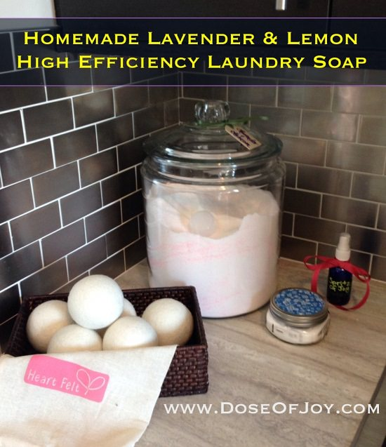 homemade natural laundry detergent recipes1