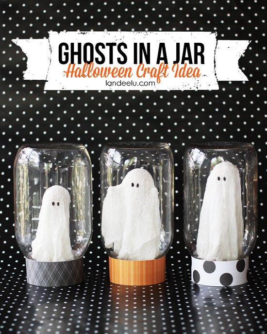 Ghosts In A Jar