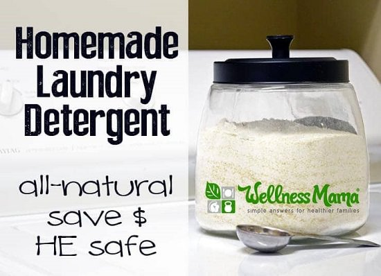 All-natural Detergent