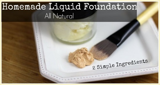 homemade makeup foundation 6