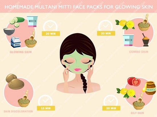 DIY Homemade Face Mask Recipes 7