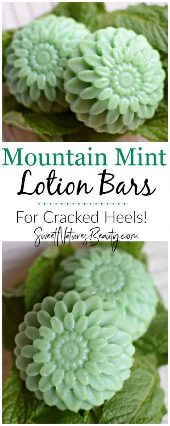 Lotion Bar Recipes 16