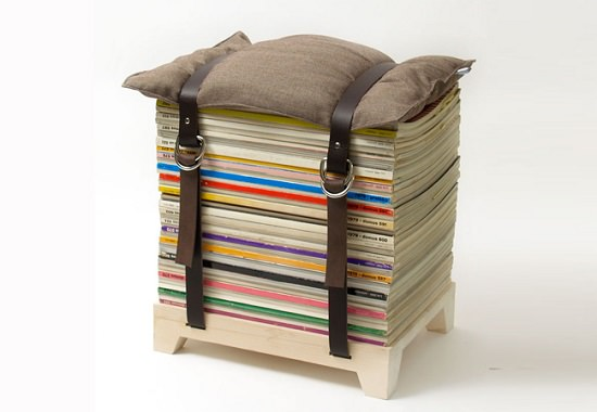 cool things to do with old magazines