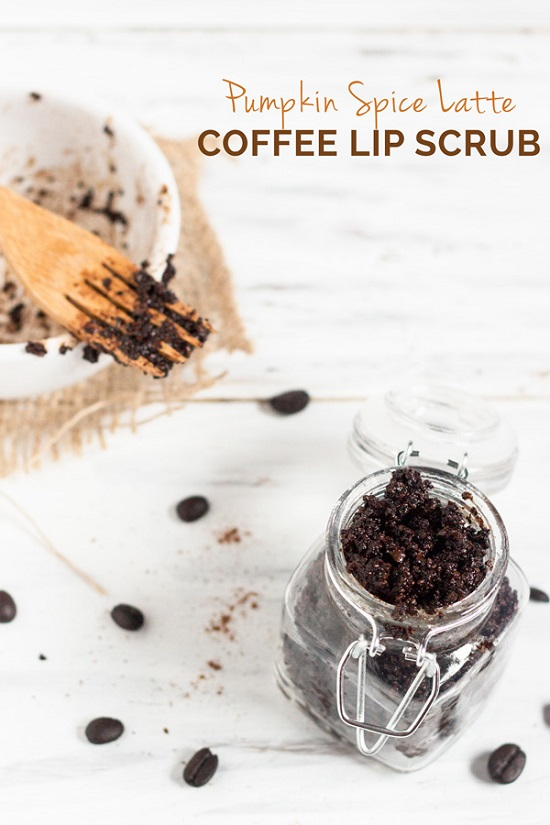 DIY Homemade Lip Scrub 20