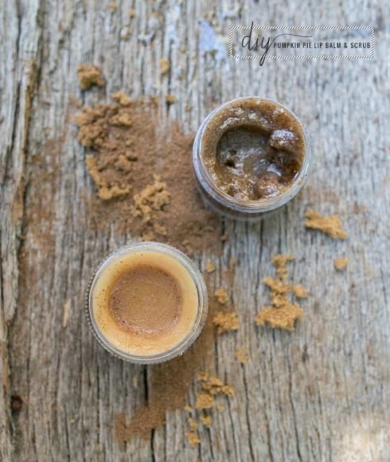 DIY Homemade Lip Scrub 18