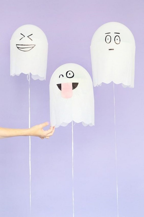 Halloween Ghosts Decorations 1