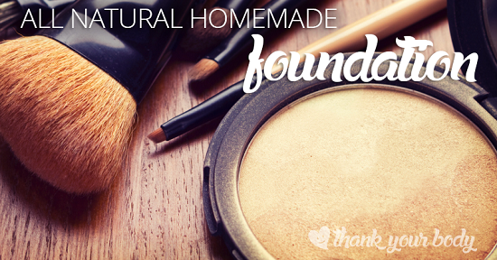 DIY Homemade Foundation 1