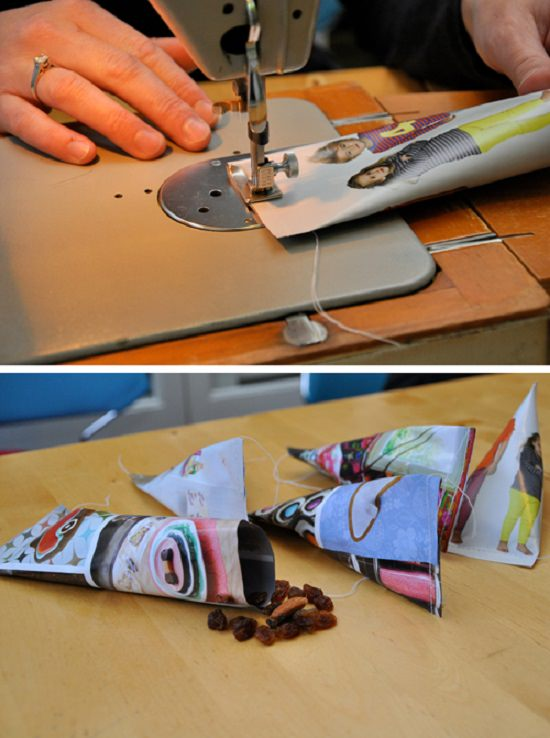 things to do with old magazines 12
