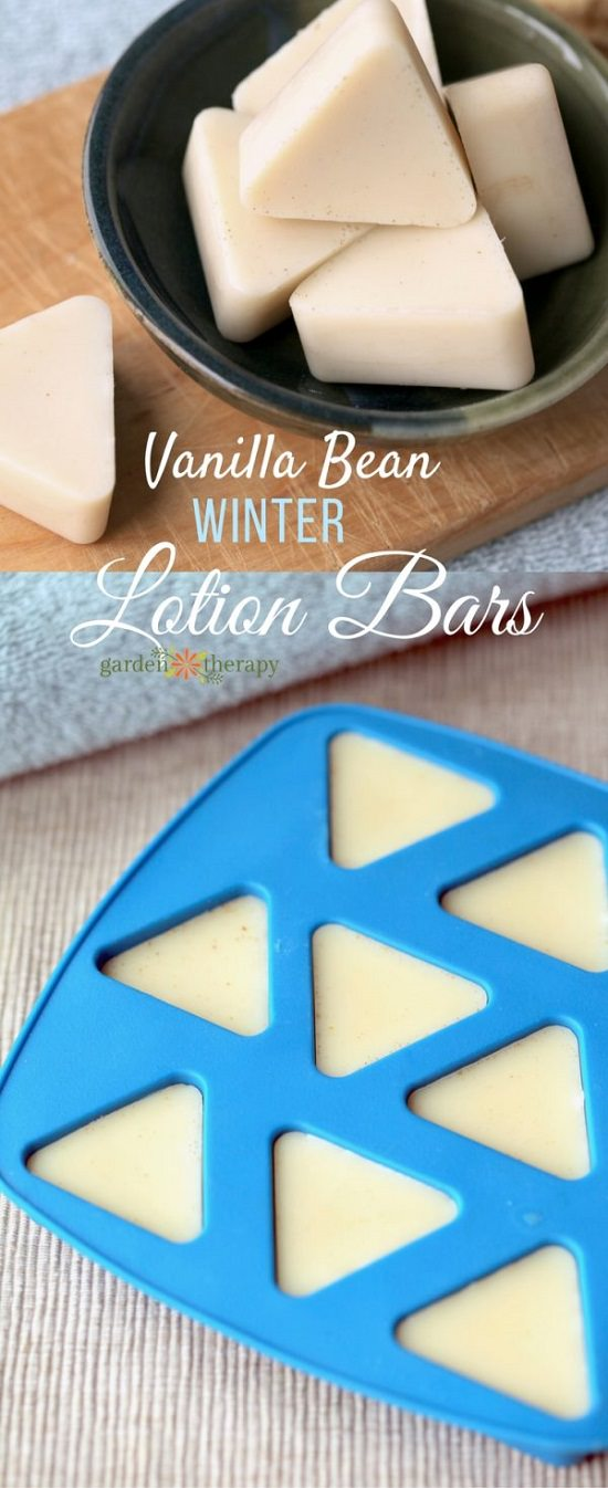 Lotion Bar Recipes
