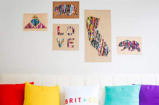 things to do with old magazines 33