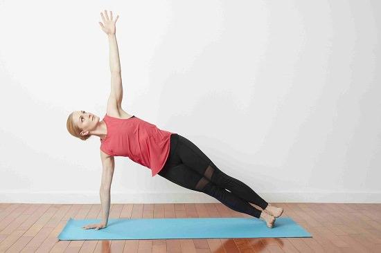 DIY Yoga Poses 11