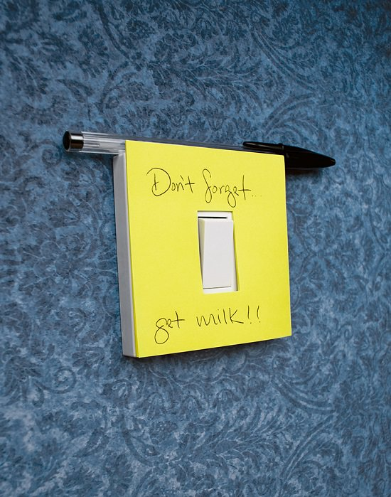 DIY Light Switch Covers 15