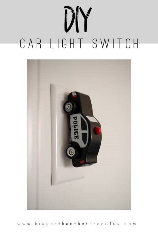 DIY Light Switch Covers 5