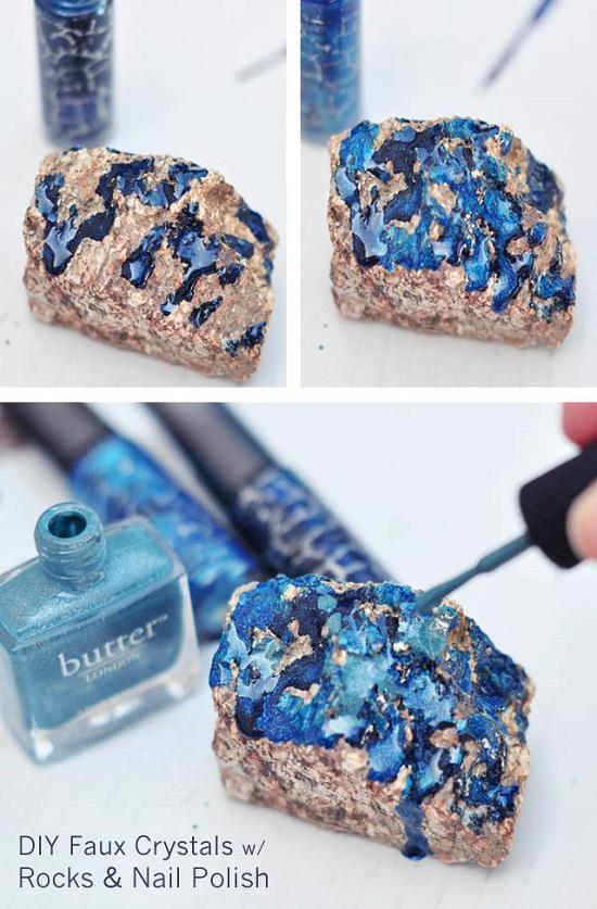 Nail Polish craft ideas
