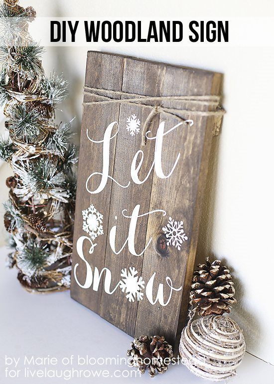 Winter DIY Home Projects11