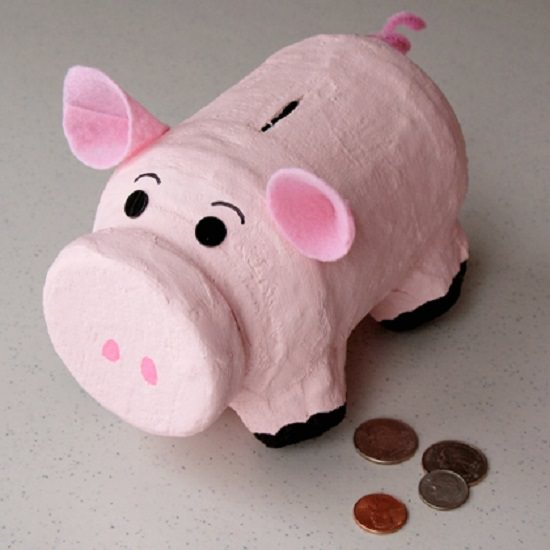 diy piggy banks