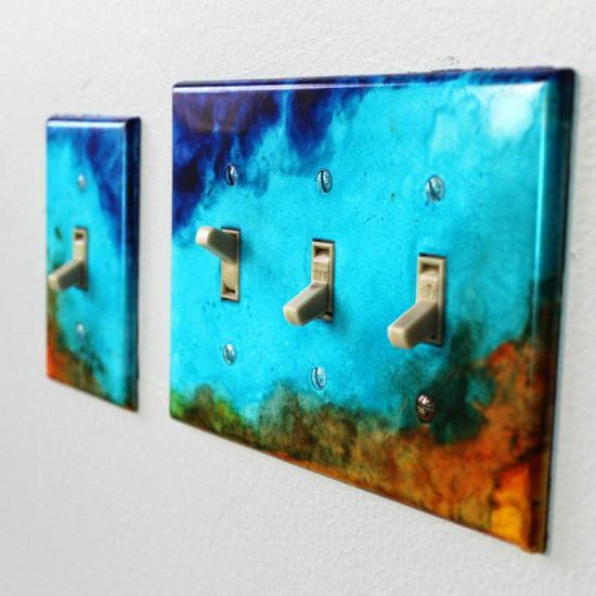 DIY Light Switch Covers 20