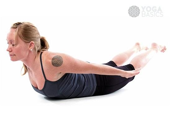 DIY Yoga Poses 17