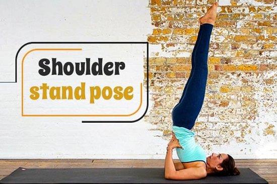 DIY Yoga Poses 6