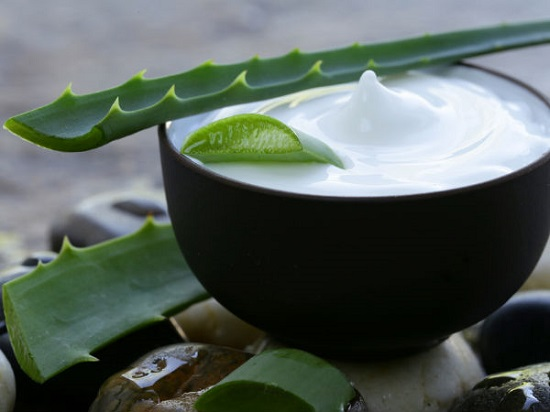 homemade night cream recipe from aloe vera