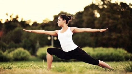 DIY Yoga Poses 14