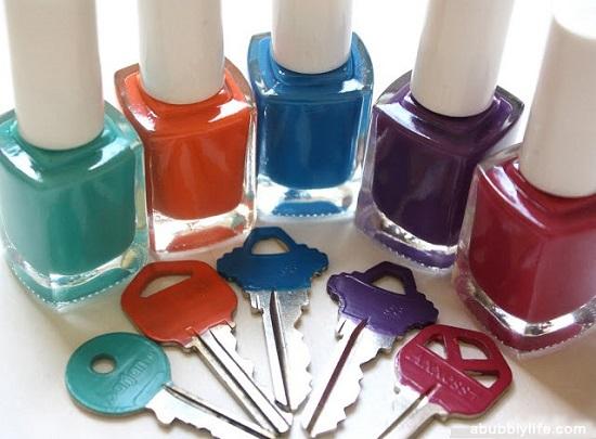 nail polish craft12