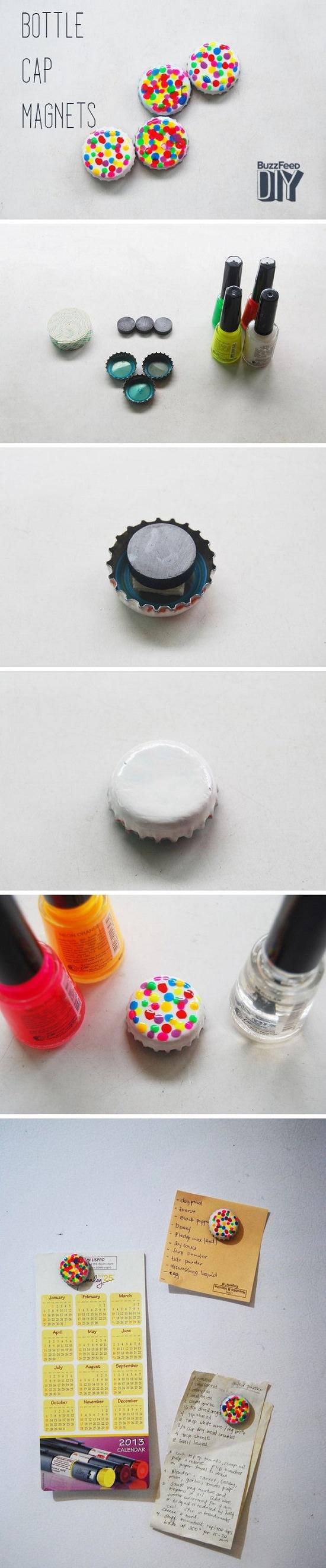 craft using nail polish8