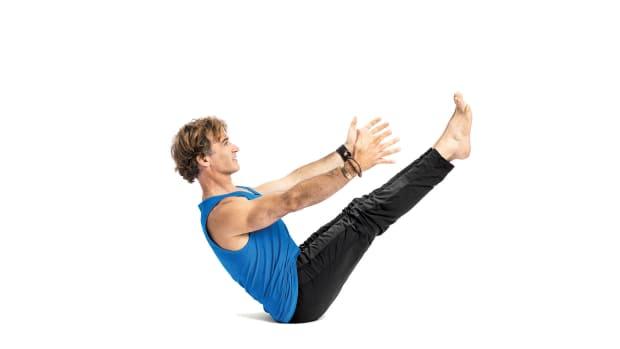 DIY Yoga Poses 24