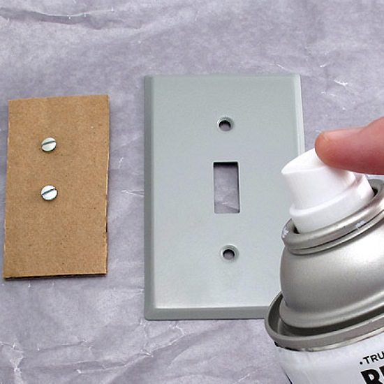DIY Light Switch Covers 11