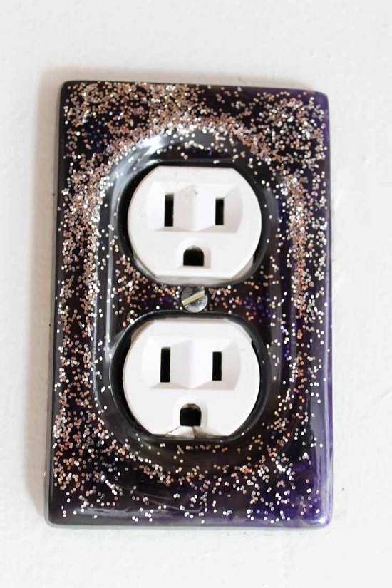 DIY Light Switch Covers 4