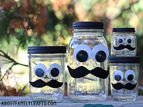 diy mason jar piggy banks