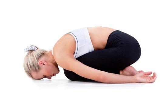 DIY Yoga Poses 4