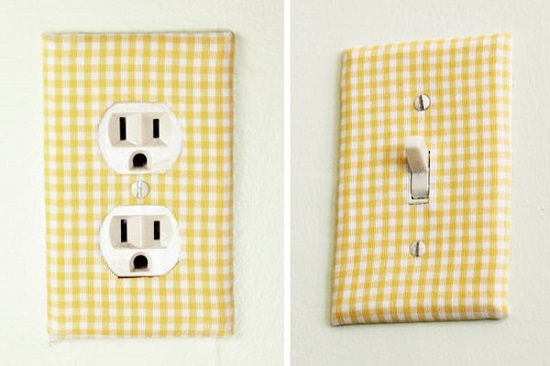 DIY Light Switch Covers 22