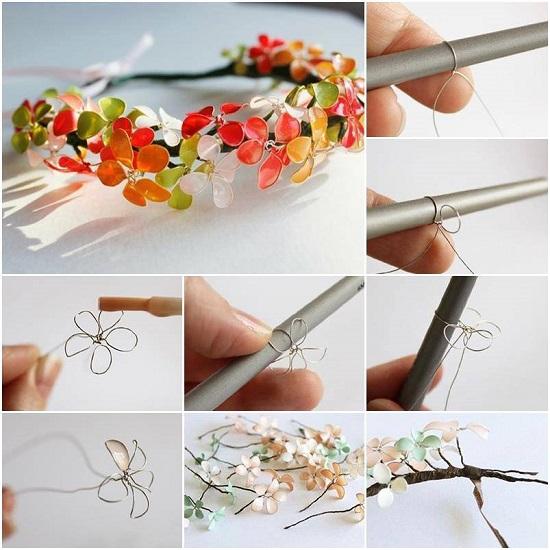 craft using nail polish4