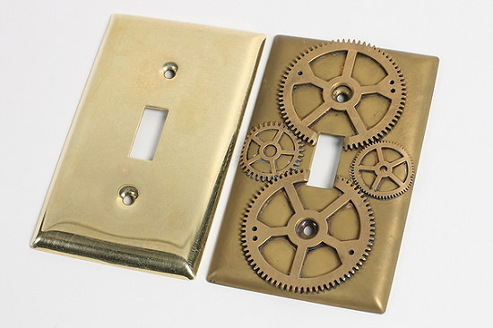 DIY Light Switch Covers 9