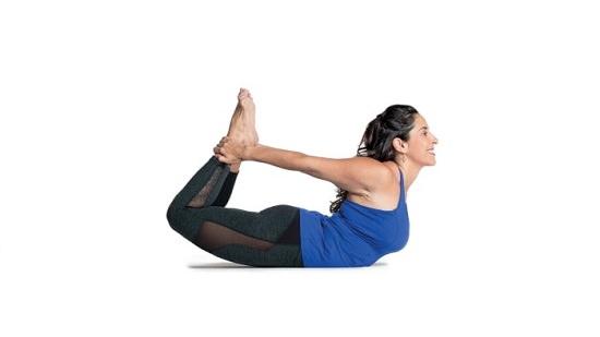 DIY Yoga Poses 7